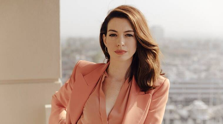 Anne Hathaway Dares You Not to Look Away