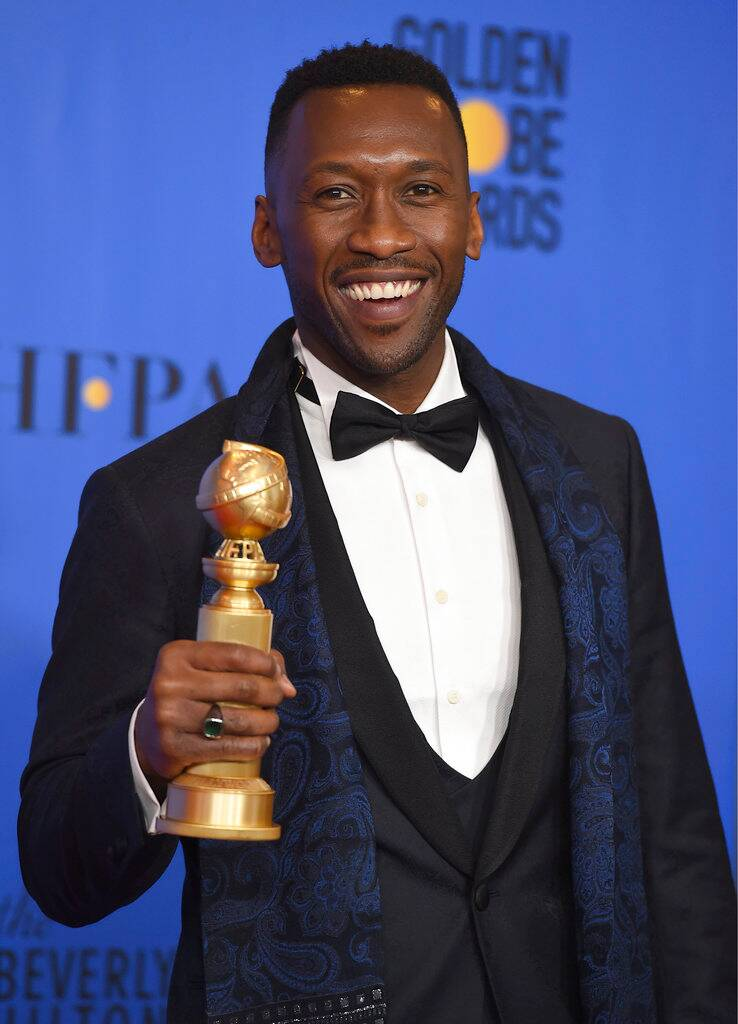 Mahershala Ali won the Best performance by an actor in a supporting role