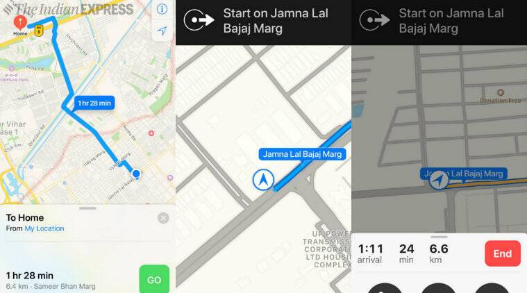 Apple Maps, Apple Maps India, Apple Maps turn by turn navigation, Apple Maps turn by turn navigation India, Apple Maps navigation, Apple India, Apple, Apple Maps update, Apple Maps India update