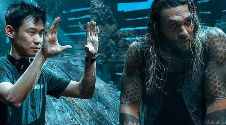 aquaman visual effects james wan