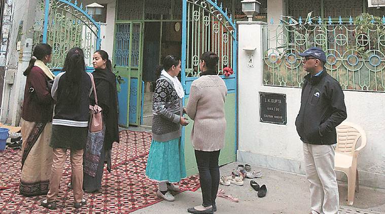 Woman shot at New Year's party: Archana Gupta's many roles — Architect, teacher, author