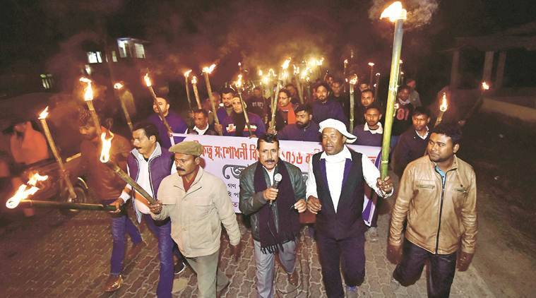 citizenship bill, citizenship amendment bill, bjp on citizenship bill, protests against citizenship bill, AASU, Assam, Ram Madhav, atul bora, rajnath singh