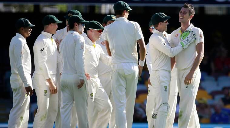 Australia vs Sri Lanka 1st Test