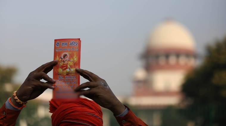 Supreme Court on Ayodhya dispute LIVE updates: Bench to decide on possible mediation today