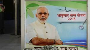 ayushman bharat scheme, narendra modi, health care, health and wellnes centre, pmjay, national helath agency, indian express news