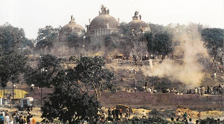 Ram Janmabhoomi-Babri Masjid, Ayodhya,