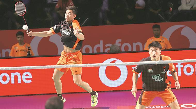 badminton, Kento Momota, Rio Olympics, japan olympics, badminton news, sports news, indian express