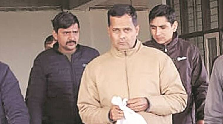 I can flog anybody, you name the person: Chandigarh SHO