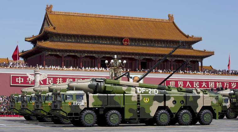 United States eyes Taiwan risk as China's military capabilities grow