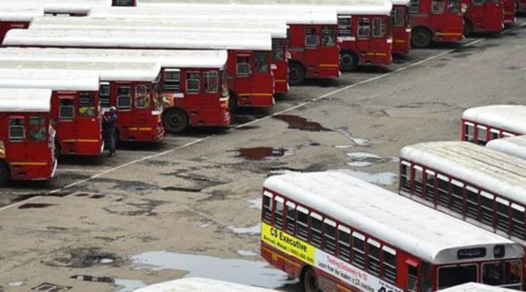 Mumbai buses, Mumbai best buses, Mumbai King Circle, King circle buses, King circle BEST buses, mumbai news, indian express