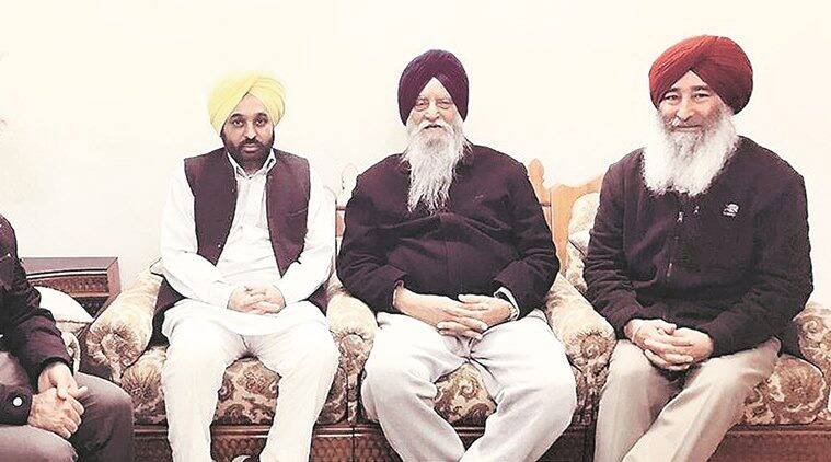 sad taksali ranjiy singh Brahmpura 'Talks with AAP are still on'