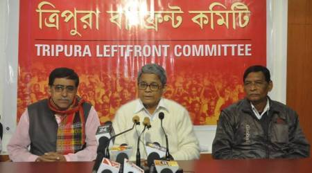 Tripura Left Front to launch 7 day protest against alleged 'economic blockade' of BJP-IPFT
