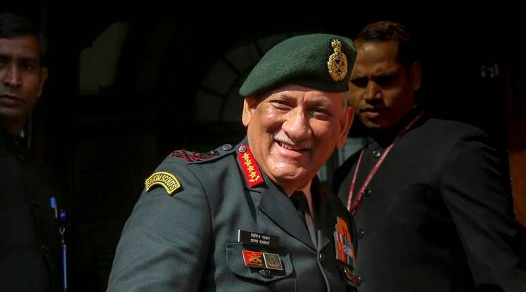 Can't be left out of the bandwagon: Army chief Rawat on talks with Taliban