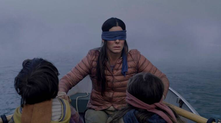 Bird Box, Bird Box challenge, Bird Box challenge Youtube, what is Bird Box challenge, prank videos, YouTube videos, challenge stunt videos