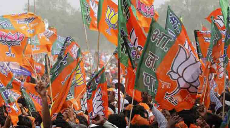 In the proposal, BJP plans to hold four rallies spanning 12 days.