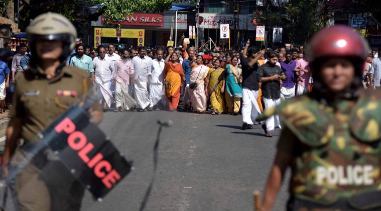 Sabarimala: Sonia Gandhi stops black band protest by Congress MPs