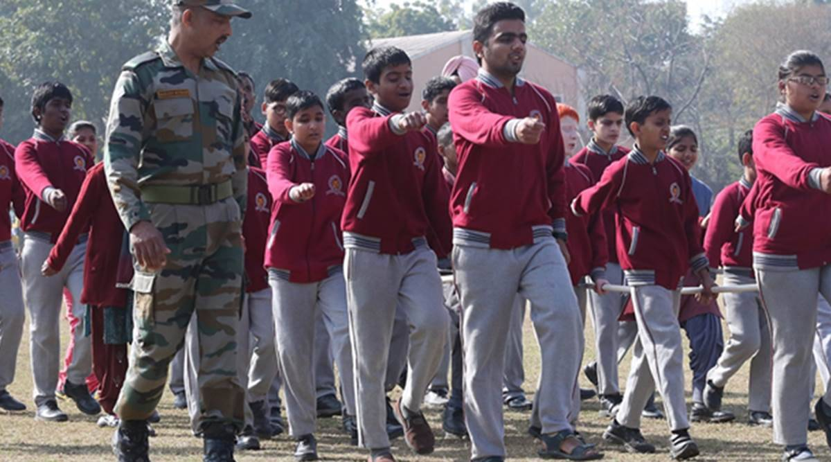 Punjab: Visually impaired students set to march in Republic Day parade
