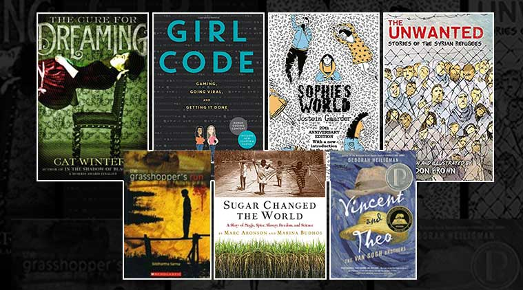 8 books for young adults that borrow from the real world parenting