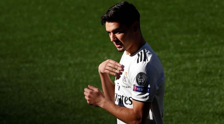 Brahim Diaz signed a six-and-a-half year deal with Real Madrid