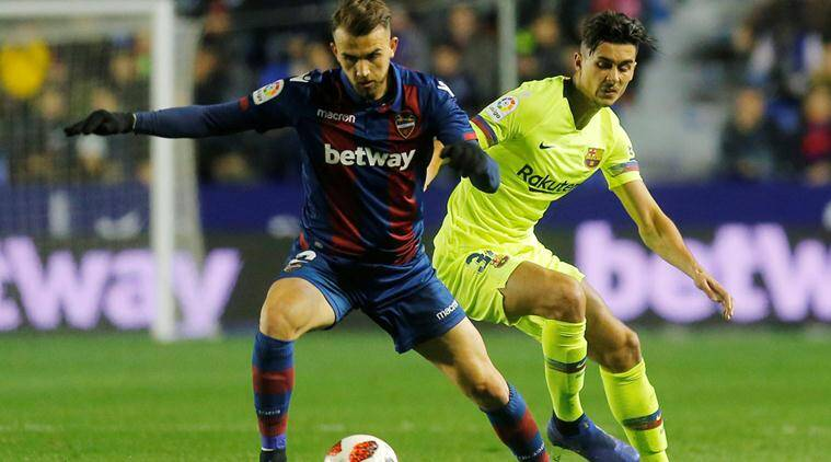 Barcelona avoid scare over ineligible player, stays in Copa del Rey