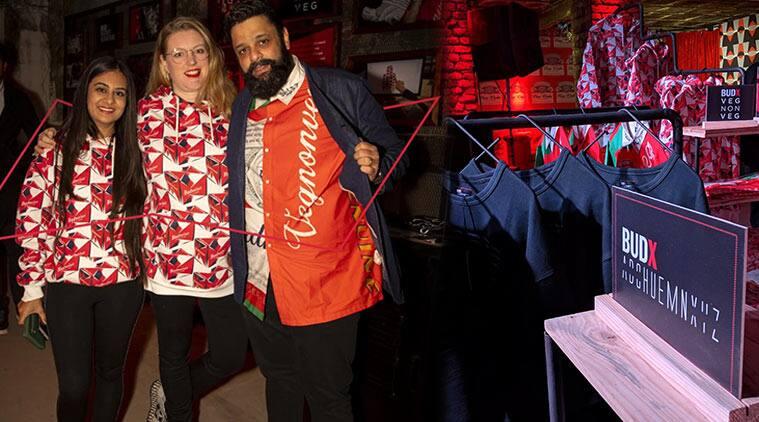 Budweiser Experiences, Budweiser Experiences streetwear, Budweiser fashion streetwear new collection january, Budweiser Experiences clothes, indian express, indian express news