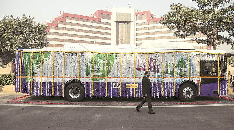Buy buses from online portal, Union Ministry tells chief secy