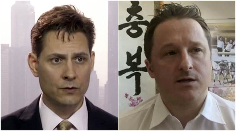 More than 100 experts urge China to release Canadians