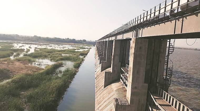 Ahmedabad: Canal incomplete, water for farming ends up in river