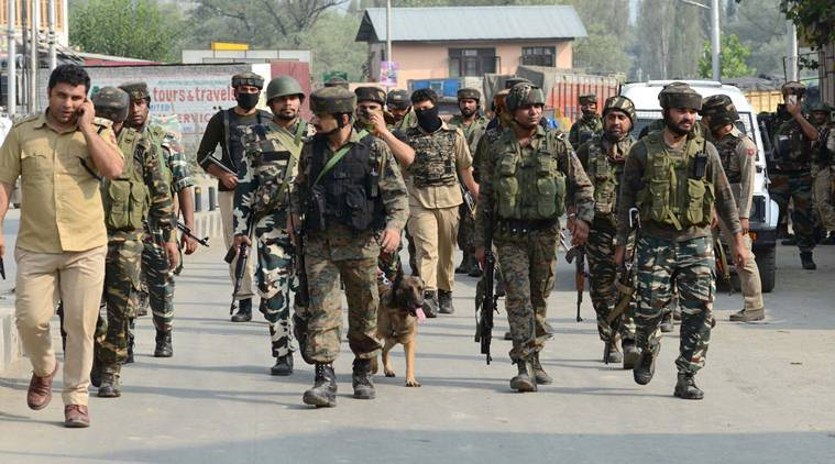 Ahead of Republic Day 2019 celebrations, militants attack CRPF camps in J&K