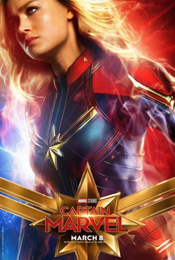 Meet the characters of Captain Marvel