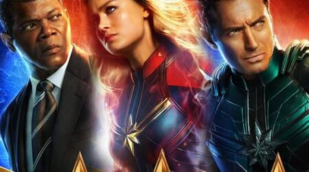 captain marvel characters