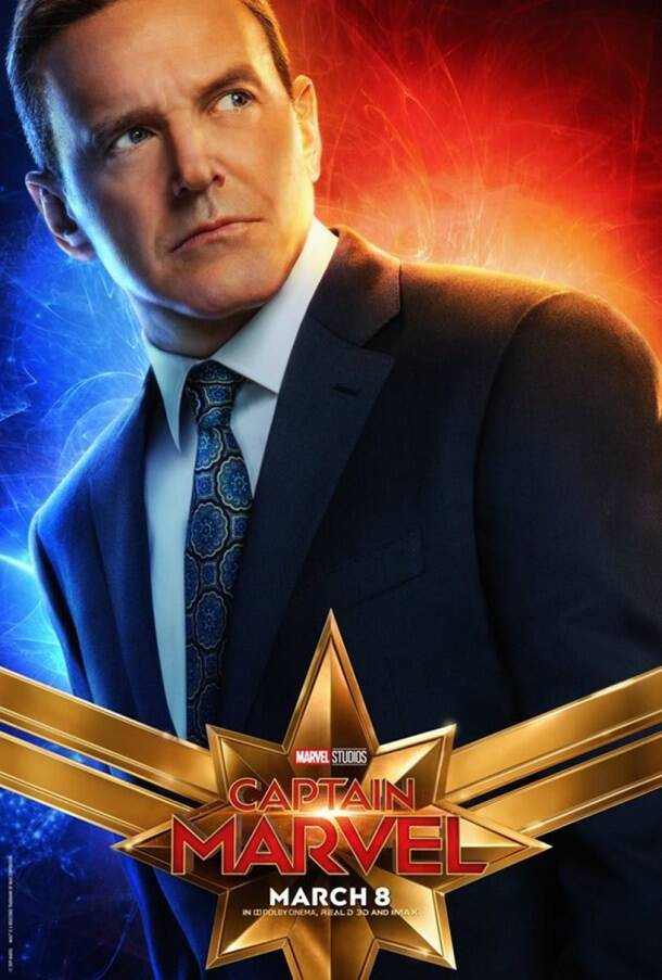 phil coulson in captain marvel