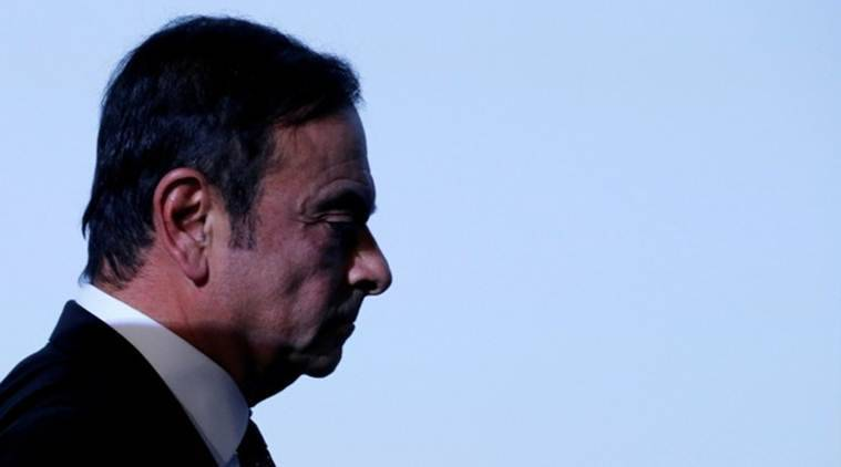 Carlos Ghosn resigns from top Renault job, capping fall from grace