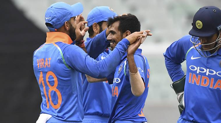 Chahal, dropped catches, Dhoni bats at 4: Talking points from India's MCG victory