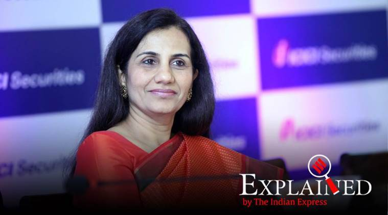 icici videocon deal, videocon raids, deepak kochhar, chanda kochhar, cbi case, cbi raids nupower, cbi fir chanda kochhar, explained news,