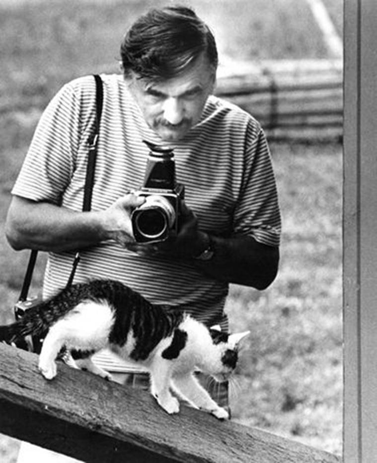 Walter Chandoha, photographer who took 90,000 cat pictures, dies