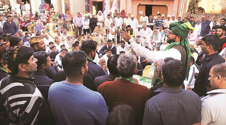 On own campaign trail, Digvijay drums up support for Dushyant