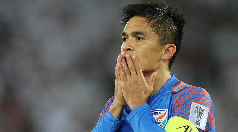 Sunil Chhetri, Sunil Chhetri World Cup 2022 qualifiers, India vs Oman World Cup 2022 qualifiers, Igor Stimac, football news