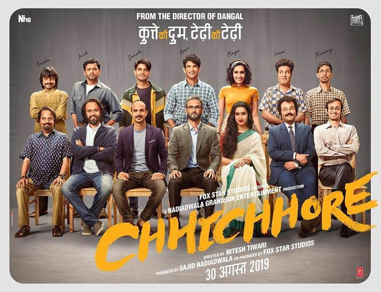 chhichhore movie