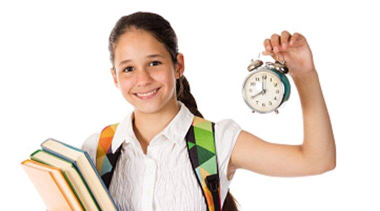 child time management play and study