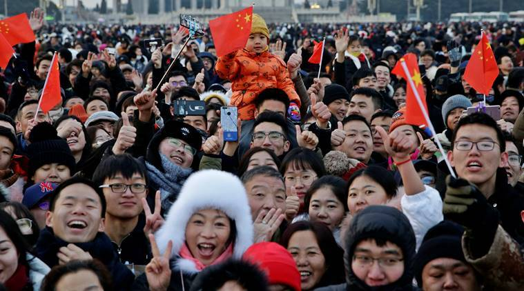 China population to peak at 1.44 billion in 2029