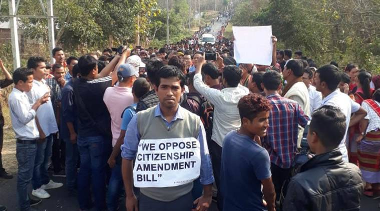 Citizenship Bill protests: Curfew imposed in Imphal, mobile internet shut across Manipur