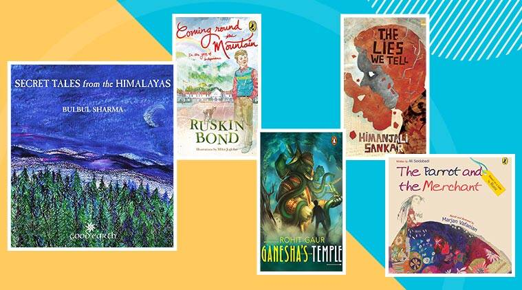 childrens books, indian authors