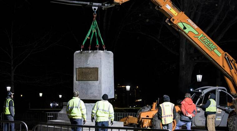 Fate of Confederate monuments stalled by tit for tat legal battles