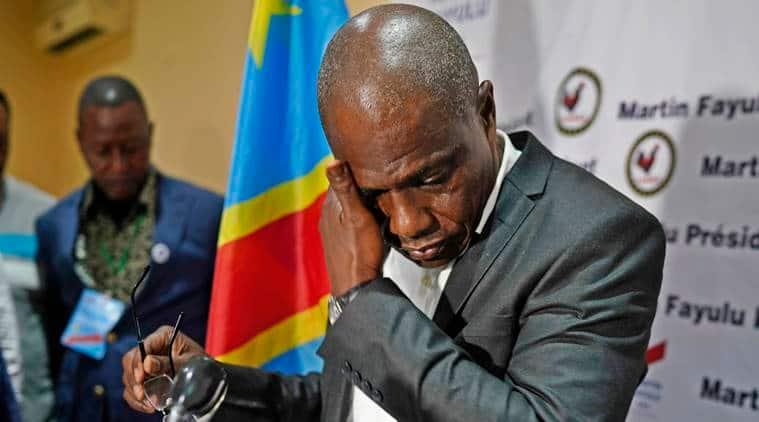 Congo, Felix Tshisekedi, Congo elections, Congo presidential election,Etienne,Etienne Congo, World news, latest news, Indian express