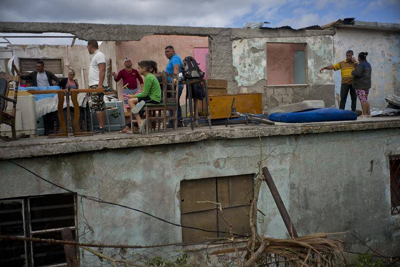 Strongest tornado in 8 decades hits Cuba, hundreds injured