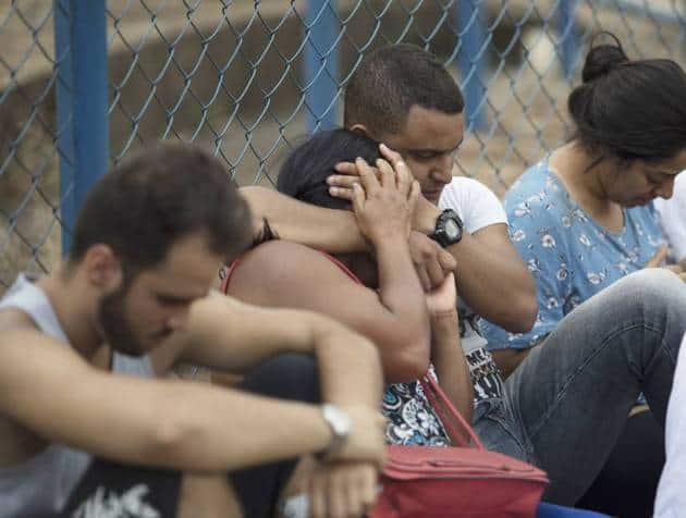 Brazil dam 'tragedy' leaves at least 40 dead, hundreds missing
