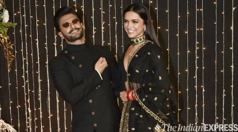 ranveer singh and deepika padukone in 83 film