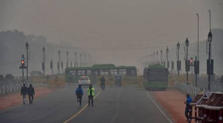 Delhi weather, Delhi weather today, Cold wave delhi, Kashmir weather, Kashmir weather news, snowfall kashmir, Jammu Kashmir weather, Kashmir weather forecast, india weather, india weather forecast, indian express, latest news