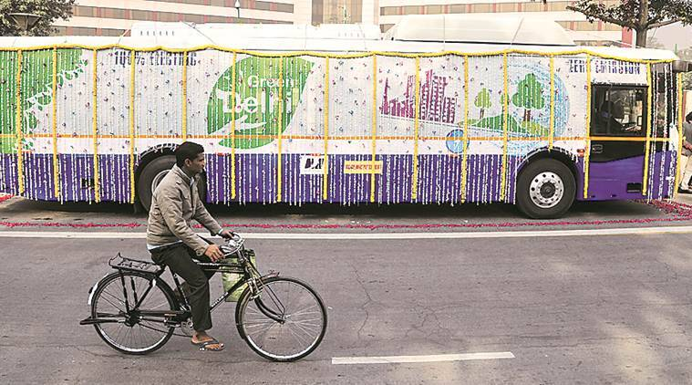 Draft report on e-buses serves no purpose, says Delhi transport department